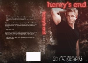 henry's end full cover