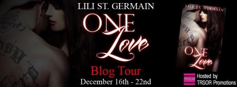 one love blog tour