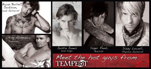 hot guys of tempest