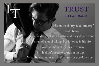 TRUST - Teaser three B&W