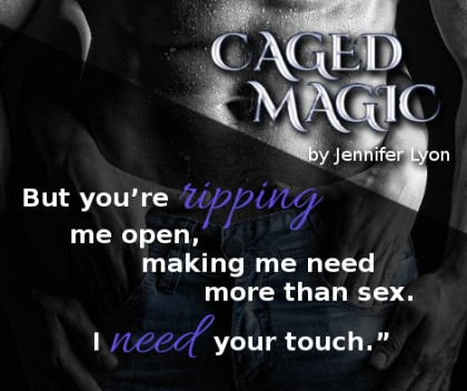 Caged Magic Teaser 4
