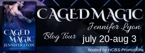 Caged Magic Tour Banner