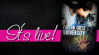 fallen crest it's live