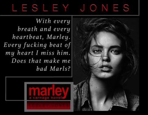 Marley Release Day Blitz HR 3