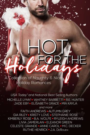 hot for the holida's cover