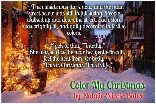 Color My Christmas - Teaser 1