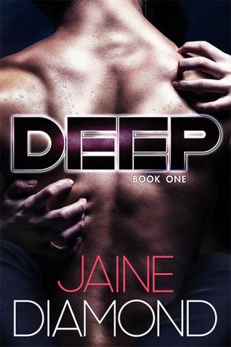 DEEP - Erotic Romance Novel - Jaine Diamond (book cover)