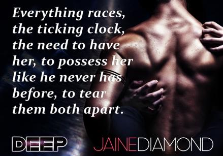 DEEP Teaser - Everything races