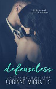 defenseless cover reveal