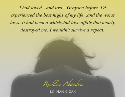 Reckless Abandon Teaser #7
