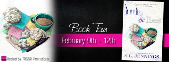INK & LIES BOOK TOUR