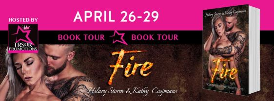FIRE BOOK TOUR