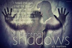 fighting shadows teaser