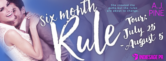 Six Month Rule Tour Banner