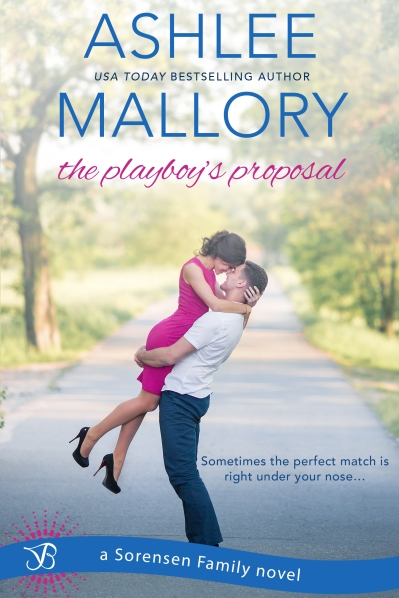 The Playboy's Proposal Cover